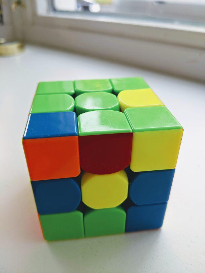 Een kubus